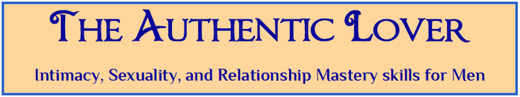 The Authentic Lover - Workshops for Men